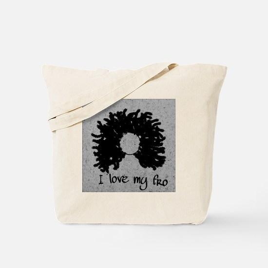 Unique American curl Tote Bag