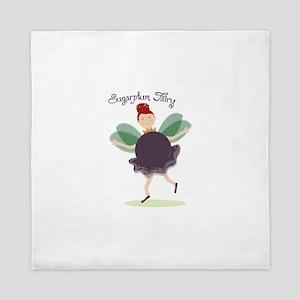 Sugar Plum Fairy Queen Duvet