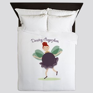 Dancing Sugarplum Queen Duvet