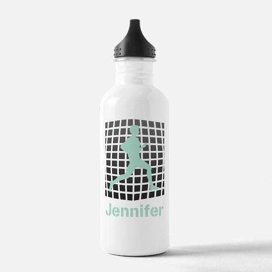 Mint Jogging Personali Water Bottle