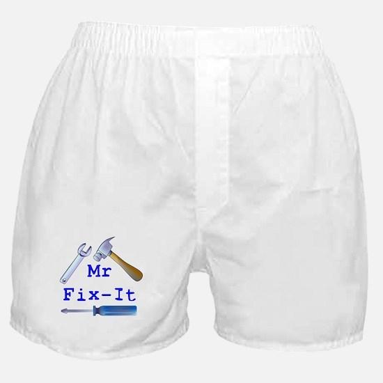 Mr Fix It Boxer Shorts