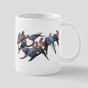 Passenger Pigeons Mug