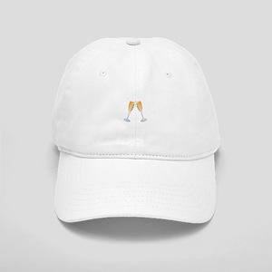 Champagne Toast Baseball Cap