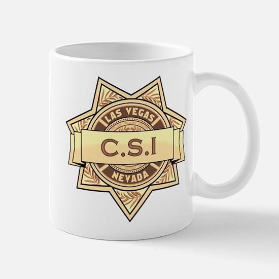 CSI Las Vegas Mugs