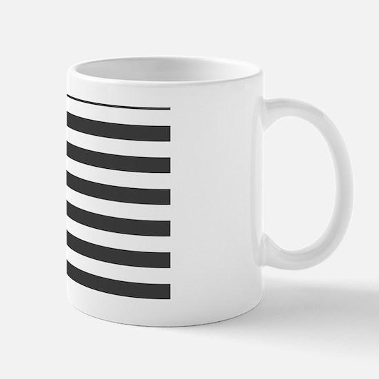 Tactical Subdued Upside Down Military U Mug