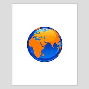 Globe Earth World Posters