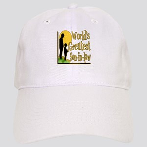 World's Greatest Son-in-law Cap