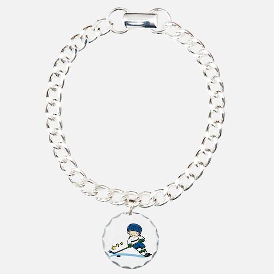 Hockey Boy Bracelet