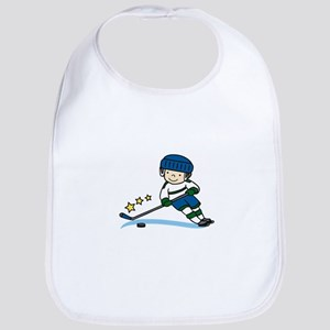 Hockey Boy Bib