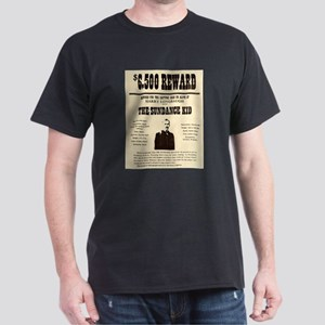 The Sundance Kid Dark T-Shirt