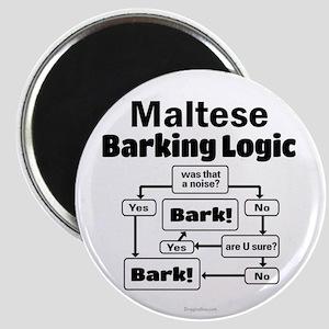 Maltese Logic Magnet