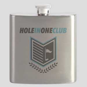 Hole In One Club Flask