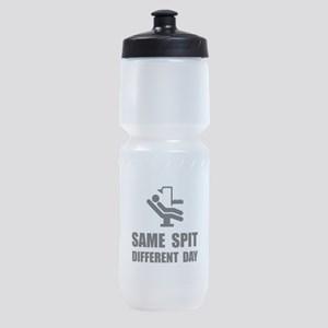Same Spit Different Day Sports Bottle
