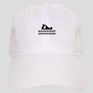 Sawdust Engineer Baseball Cap