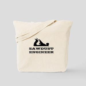 Sawdust Engineer Tote Bag