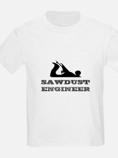 Sawdust Engineer T-Shirt