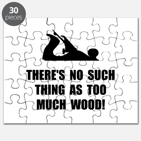 Too Much Wood Puzzle
