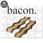 bacon. Puzzle