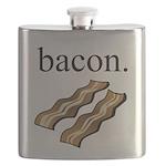 bacon. Flask