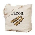 bacon. Tote Bag