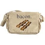bacon. Messenger Bag