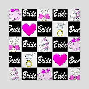 STYLISH BRIDE Queen Duvet