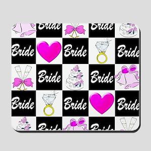 STYLISH BRIDE Mousepad