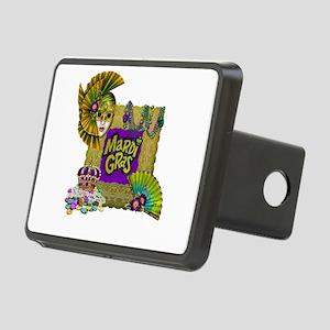 Mardi Gras Hitch Cover
