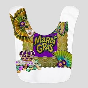 Mardi Gras Bib