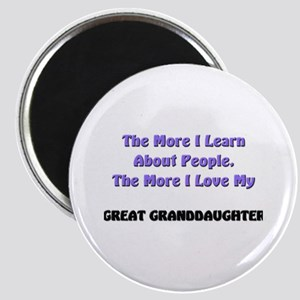 more I learn about people, more I love my GREAT GR