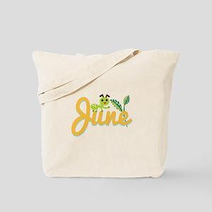 June Ant Tote Bag