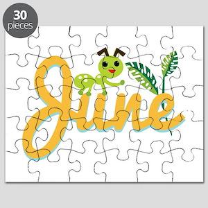 June Ant Puzzle