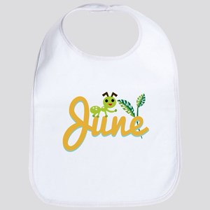 June Ant Bib