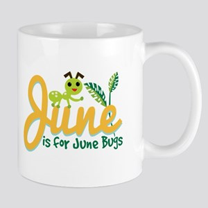 June Bug Mugs
