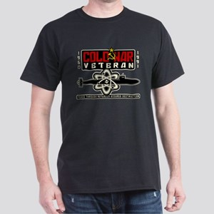Cold-War-Vet-shirt-back T-Shirt