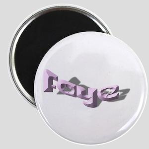FAYE NAME Magnet