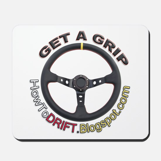 Get A Grip Mousepad