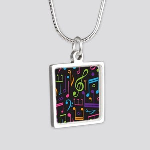 Music notes Band Choir Necklaces