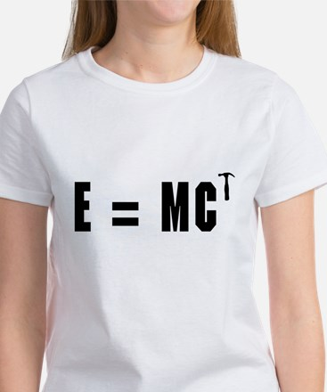 E equals MC Hammer T-Shirt
