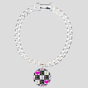 CHIC MAID OF HONOR Charm Bracelet, One Charm