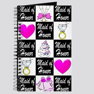 CHIC MAID OF HONOR Journal