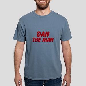 Dan The Man Mens Comfort Colors Shirt