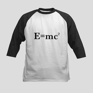 E equals MC squared Baseball Jersey