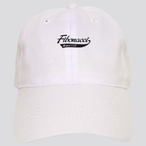 Fibonacci as easy as 1,1,2,3 Baseball Cap