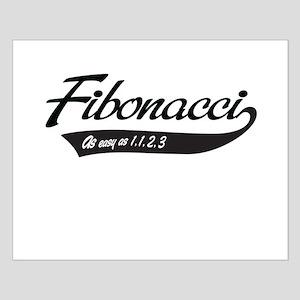 Fibonacci as easy as 1,1,2,3 Posters