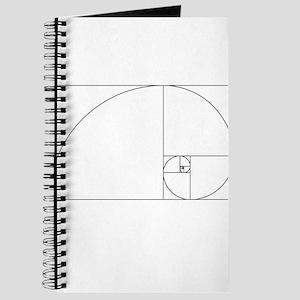 Fibonacci spiral Journal