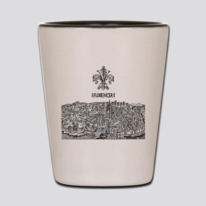 Florence Shot Glass