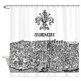 Firenze Shower Curtains