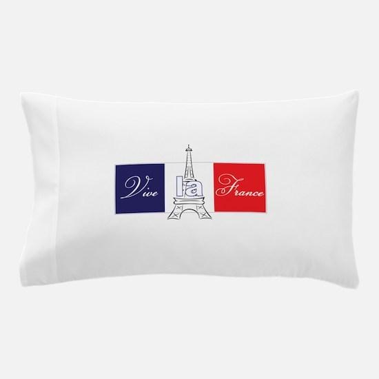Cute Bastille day Pillow Case