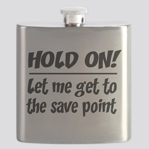 Hold on! save point Flask
